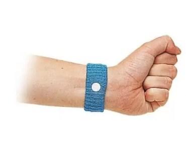 bracelet anti nausée et vomissement