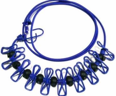 corde à linge voyage