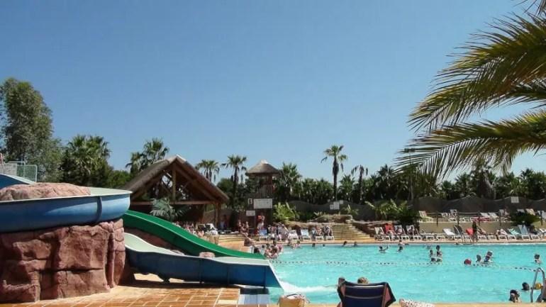Le camping sur la Côte d'Azur