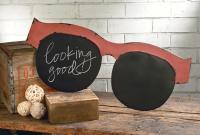 Sunglass Chalkboard Wall Art - Tripar International, Inc.