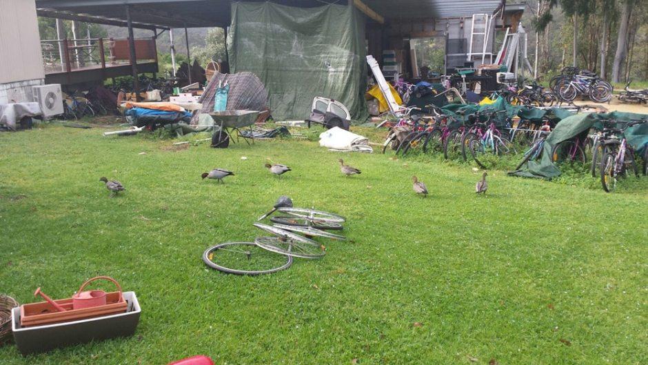 Et un peu plus de vélos :)
