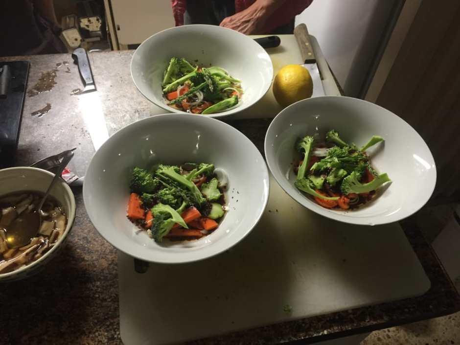 Vive les légumes !