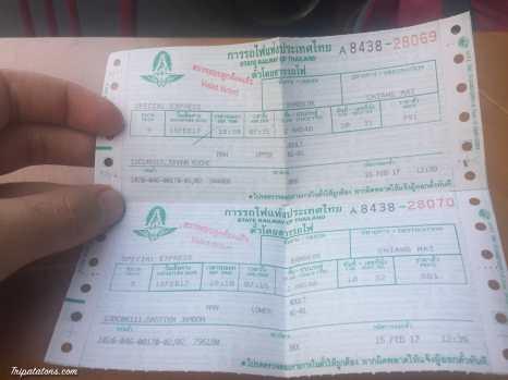 ticket-train