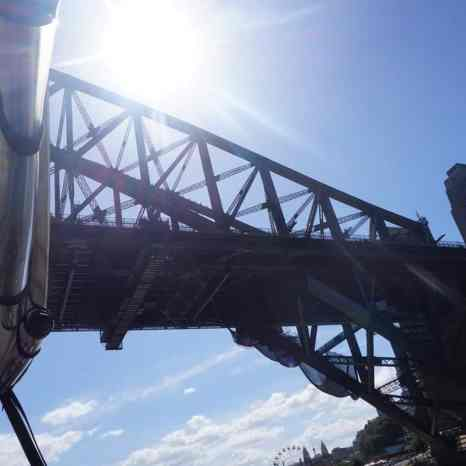 Sous Harbour Bridge