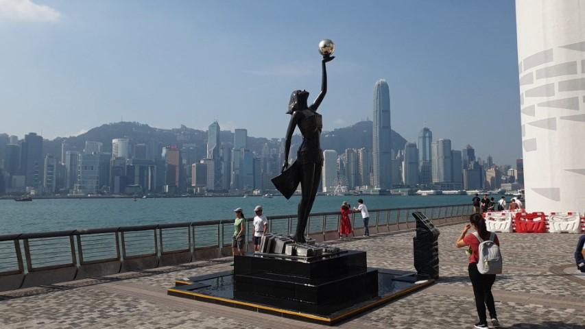 The Avenue of Stars Hong Kong   tripAtrek Travel