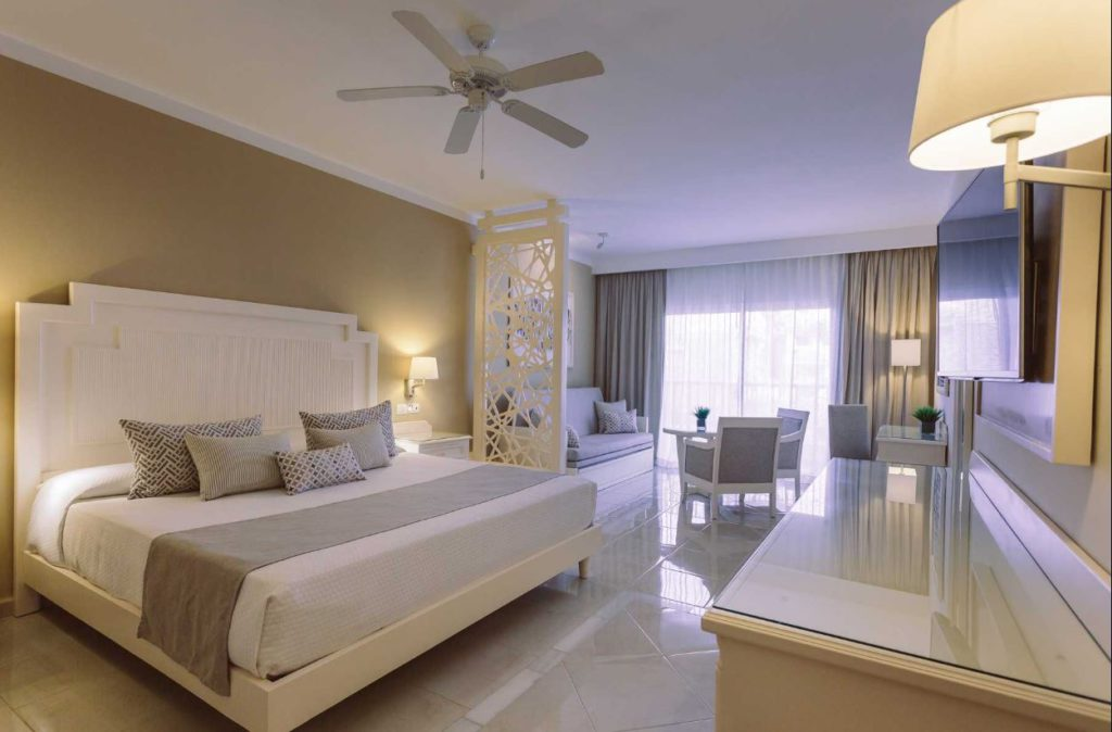 living room mini bar small glass side tables for new resort: luxury bahia principe fantasia - trip sense ...