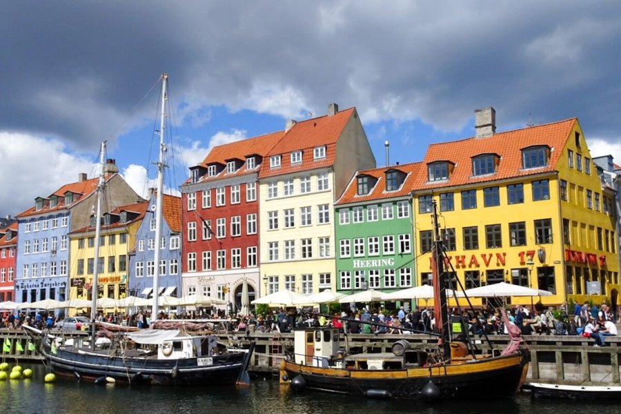 Nyhavn Denmark attraction