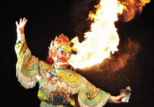 Sichuan Opera Chengdu China