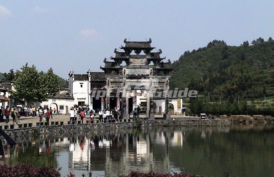 Xidi Village Huangshan Tour Xidi Village Huangshan China