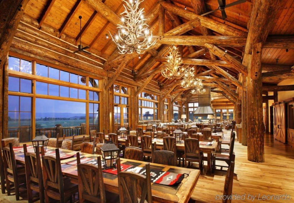 Lodge & Spa at Brush Creek Ranch, Saratoga, Wyoming