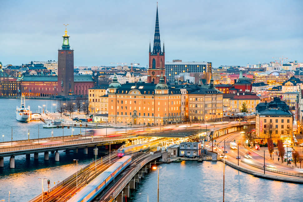 10 Awesome & Best Places To Visit in Sweden 2019