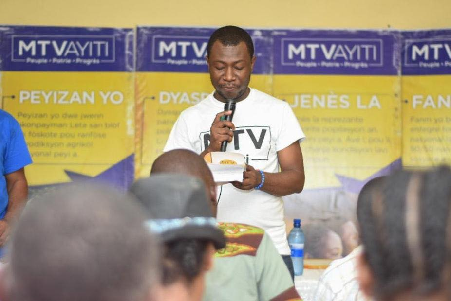 Mtv Ayiti D 233 Nonce L Incapacit 233 Et L Irresponsabilit 233 Des