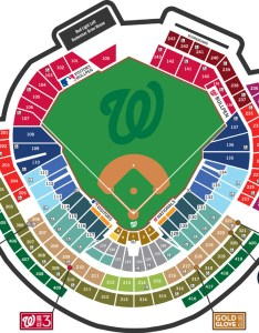 Where to find shaded seats at nationals park april washington also trip hacks dc rh triphacksdc