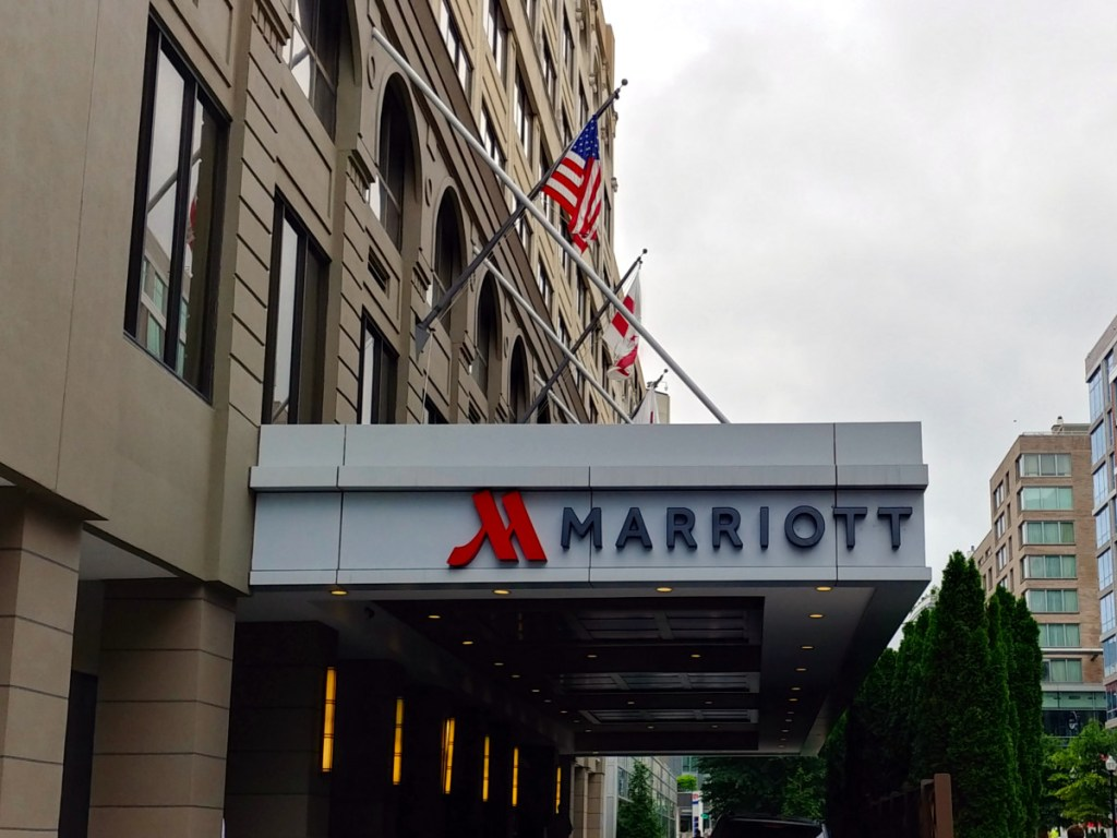 Is Airbnb cheaper than a hotel? It depends. Rooms at the Marriott Georgetown DC hotel can vary by hundreds of dollars depending on the date.