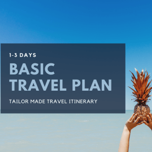 BASIC TRAVEL PLAN TRIPIC.INFO