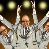 Dick Cheney by Jean Tripier
