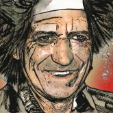 Keith Richards by Jean Tripier