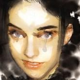 Flash - watercolor