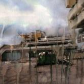 Tel Aviv watercolor