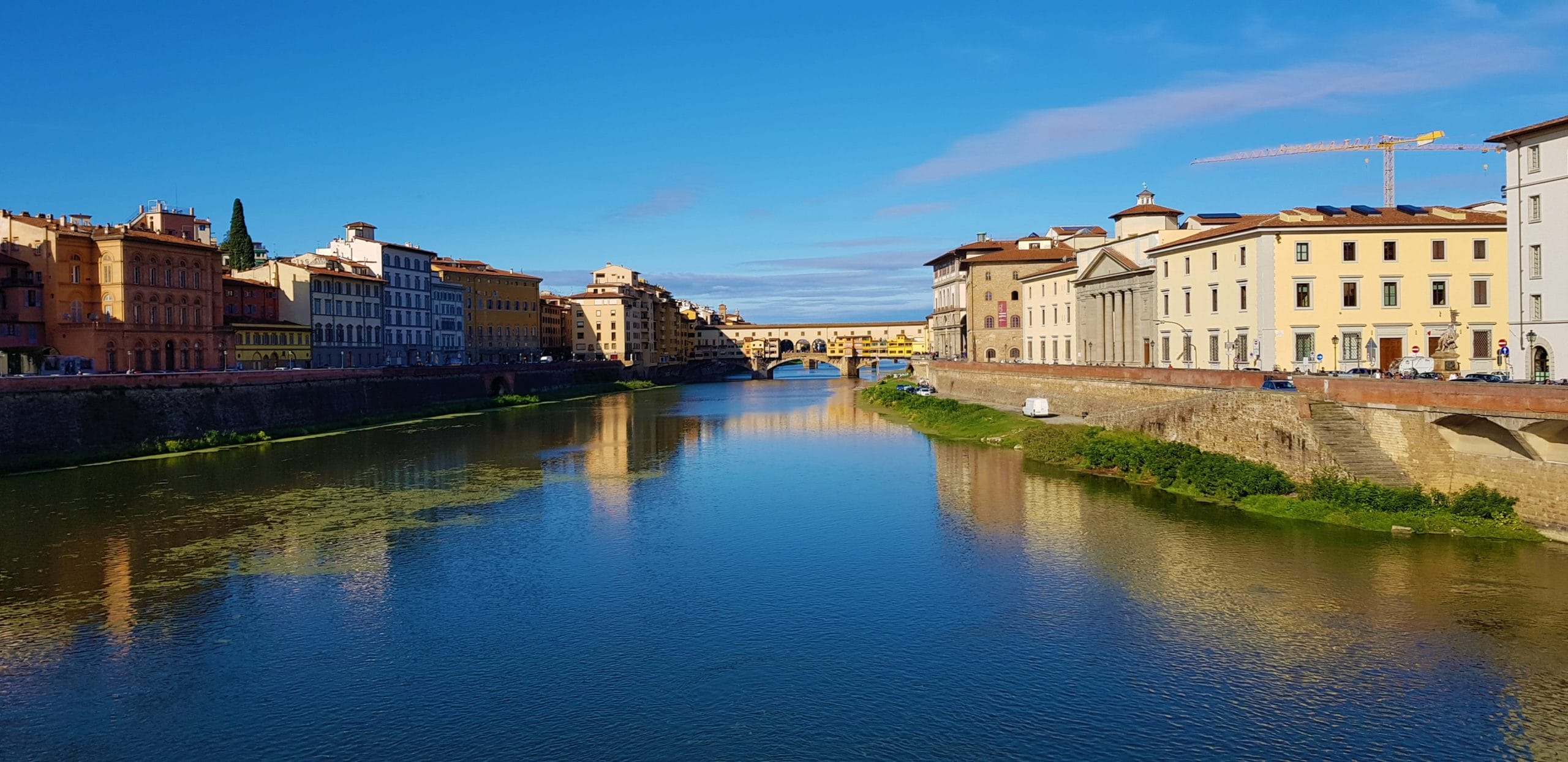 How many days to spend in Florence? 2 beautiful days 9