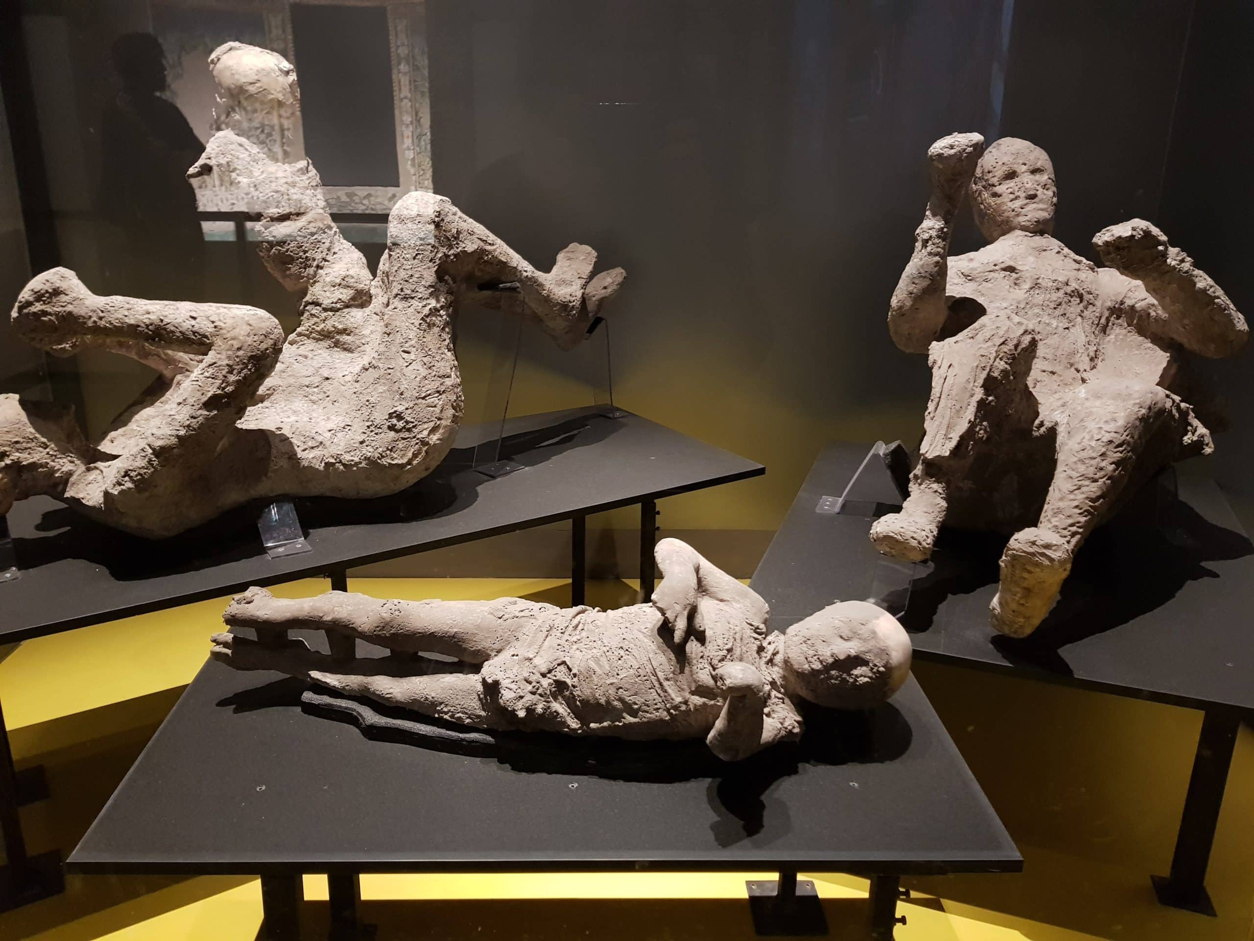 Extraordinary Pompeii Bodies: How are they been preserved? 1