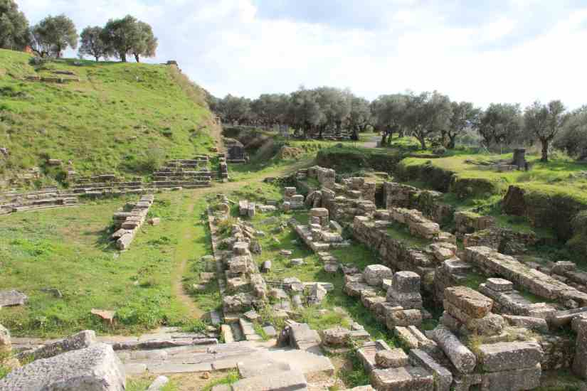 The Theatre of Ancient Sparta
