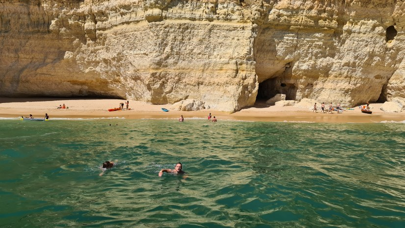 Algarve Portugal: best beaches in Portugal 1