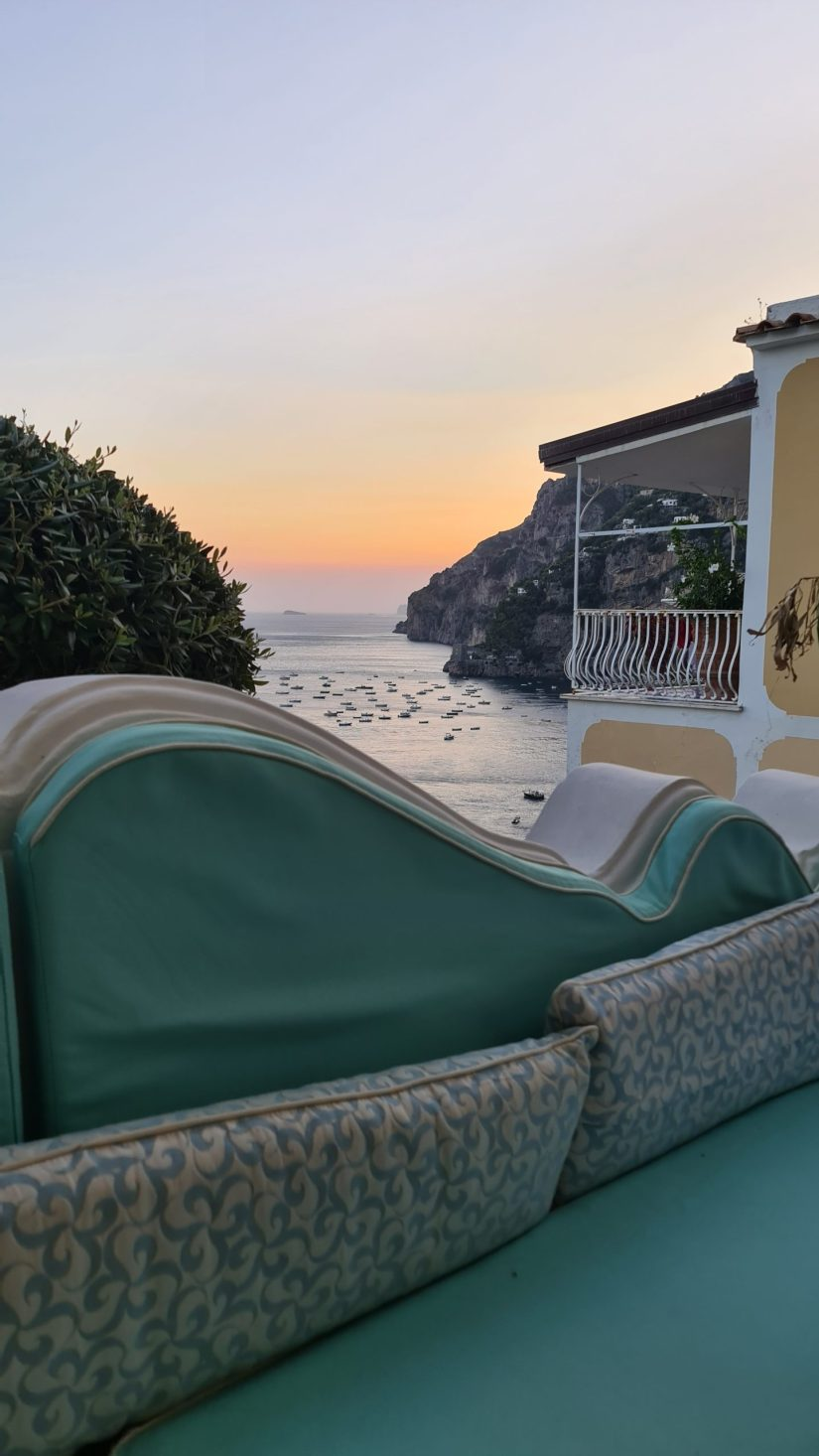 Top 4 Best restaurants in Positano Italy with a view 77