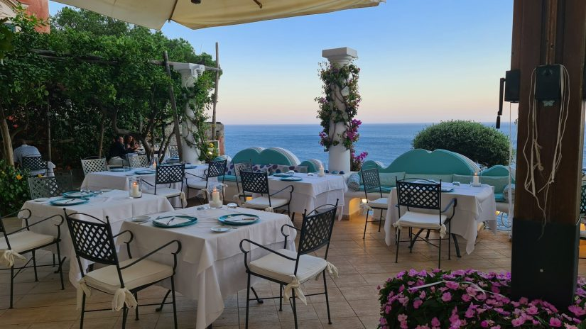 Top 4 Best restaurants in Positano Italy with a view 75
