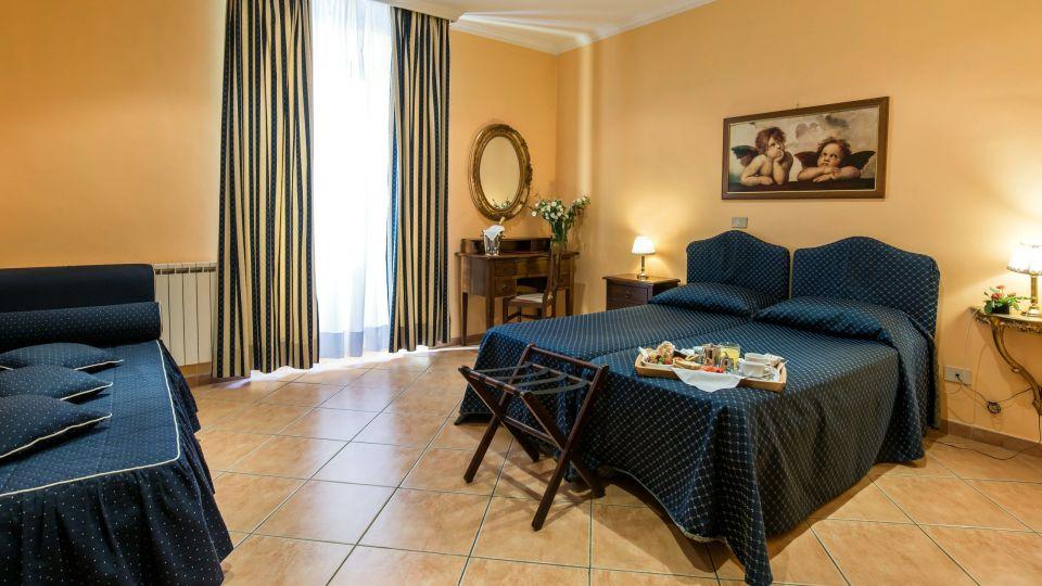 Hoteluri ieftine in Roma - Cazare ieftina in Roma - Pensiune ieftina in Roma