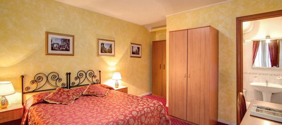 Reasonable hotel in Rome 3-star Hotel in Rome - B&B in Rome