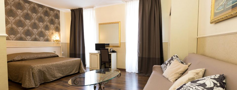 Reasonable hotel in Rome- 3-star Hotel in Rome - B&B in Rome
