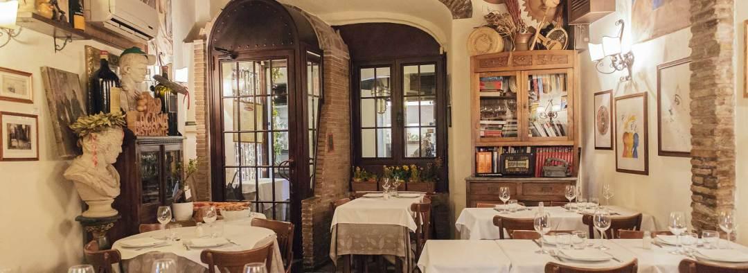 Restaurante ieftine in Roma, Pizzerie ieftina in Roma, Restaurant vegetarian