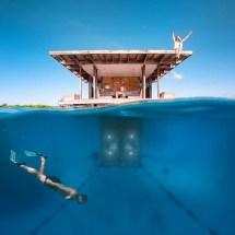 Zanzibar Island Underwater Hotel