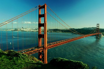 Golden Gate Bridge- San-Francisco