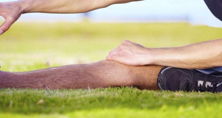 Prevenire crampi stretching
