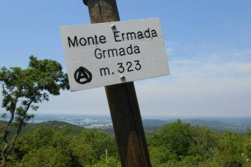 Monte Ermada cartello