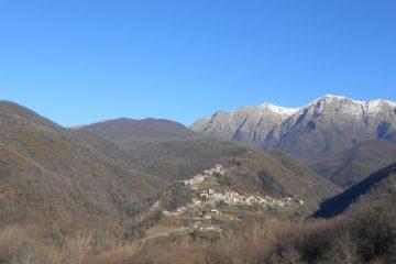 MTB tra i vecchi borghi della Lunigiana