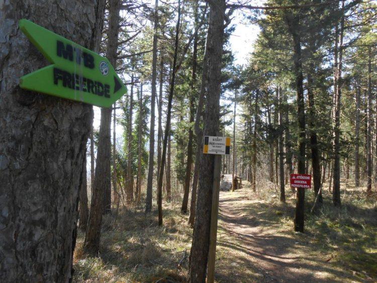 bike park itinerari