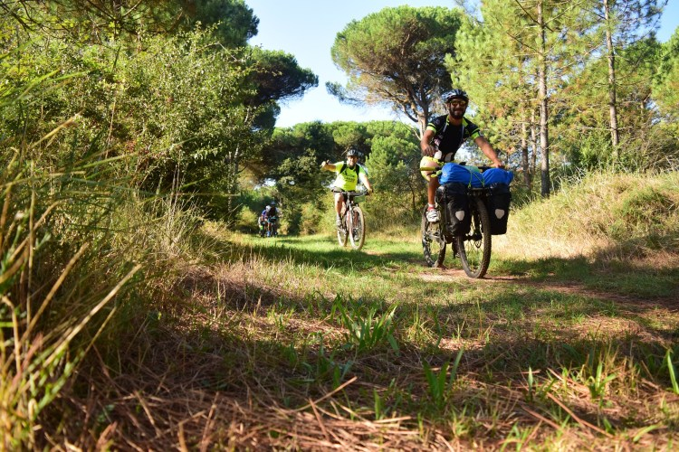 romagna bike trail 2017