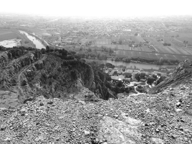 vista panoramica sui monti pisani