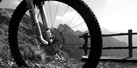 cicloalpinismo trincee zugna