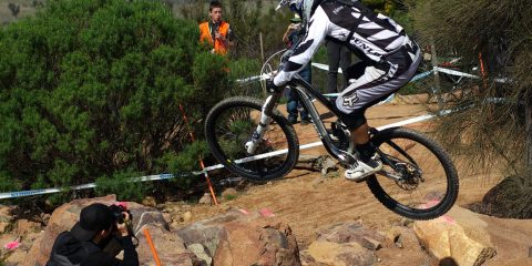 bike park downhill