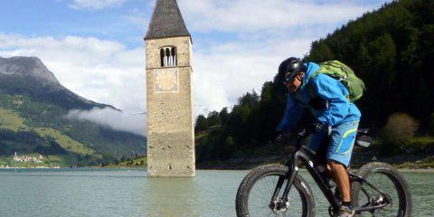 Terza edizione del south tyrol Trail