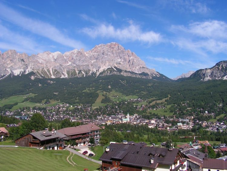 Ferrovia delle Dolomiti - Cortina d'Ampezzo