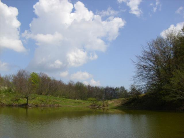 il cammino del lago buono