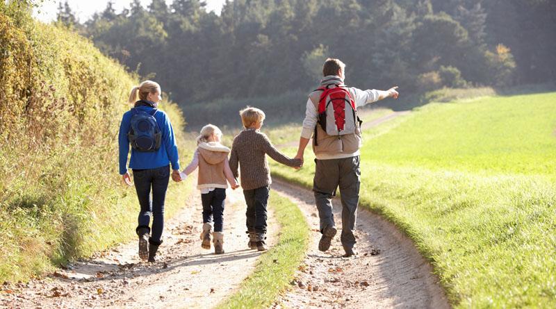 3baa61a25c Trekking in famiglia: consigli per le escursioni con i bambini - Tripkly