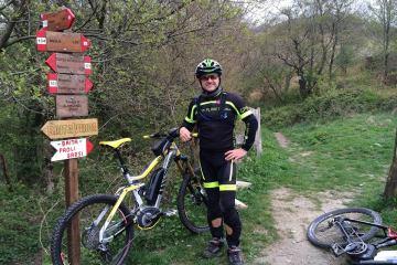 Nicola Larini E-Bike