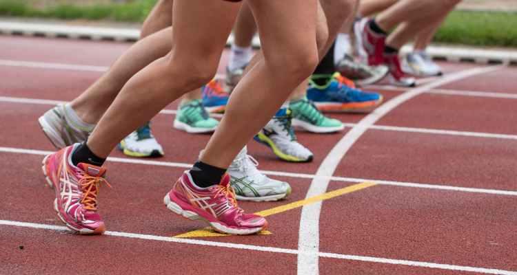 Unghia nera nella corsa