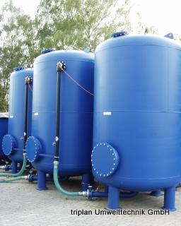 installations a charbon actif pour le nettoyage de l eau triplan umwelttechnik gmbh